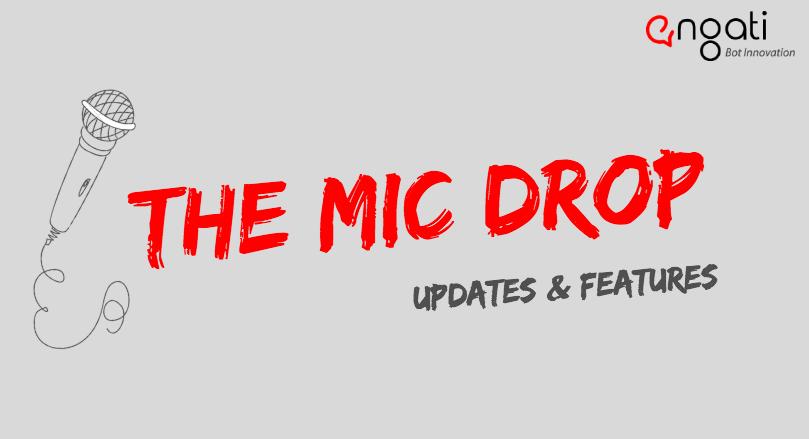 Engati : Release Updates