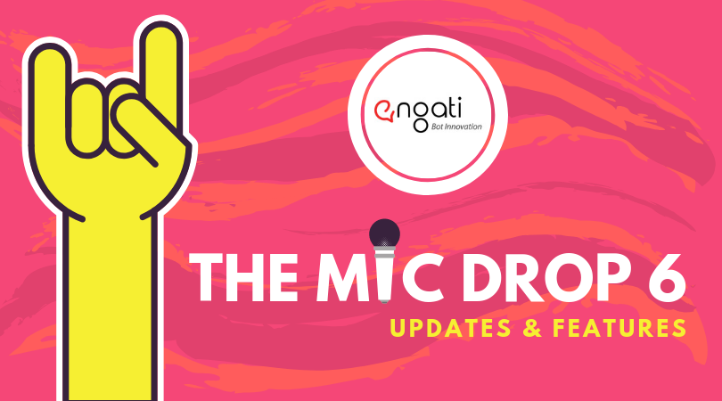 Engati: Mic Drop 6
