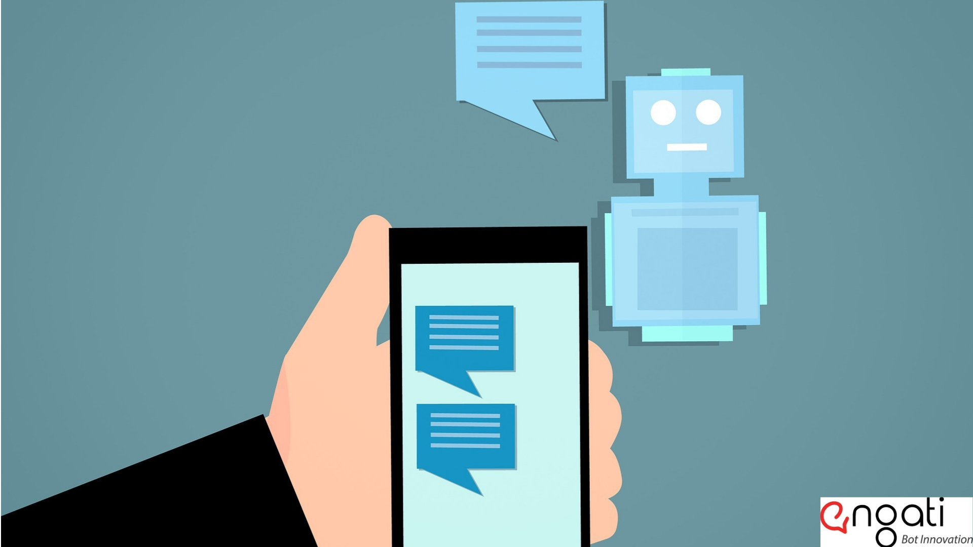 chatbot conversation with context
