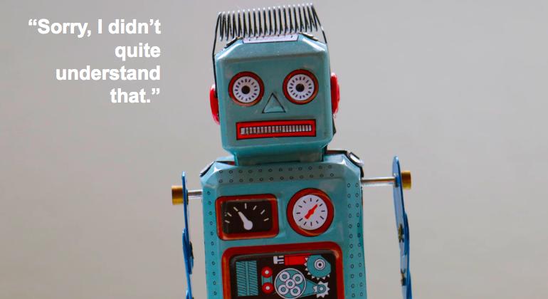 chatbot training to make bots more intelligent